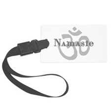 Namaste 4 Luggage Tag