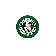 Revelstoke Green Circle Mini Button