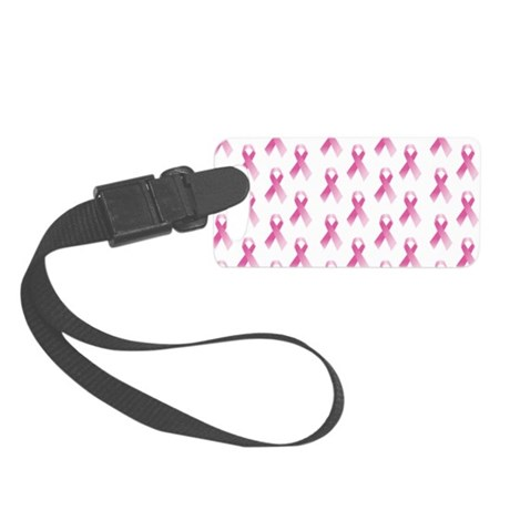 Breast Cancer Awareness Pink Ribbon Small Luggage