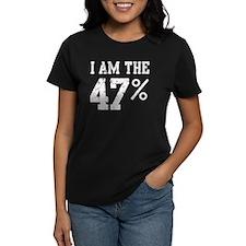 I am the 47% Romney Speech t shirt.png Tee