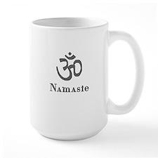 Namaste 3 Mug