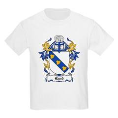 Rynd Coat of Arms Kids T-Shirt