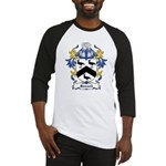 Russell Coat of Arms Baseball Jersey