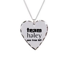Team Haley - One Tree Hill Necklace