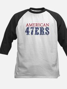 American 46ers.png Kids Baseball Jersey