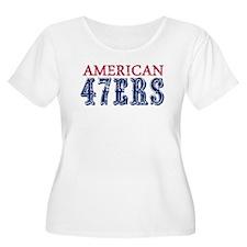 American 46ers.png T-Shirt