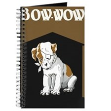 Bow Wow Puppy Journal