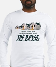 """Whole Cul-de-Sac"" Long Sleeve T-Shirt"