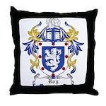 Roy Coat of Arms Throw Pillow