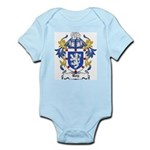 Roy Coat of Arms Infant Creeper