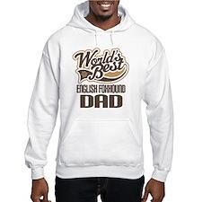 English Foxhound Dad Hoodie
