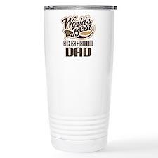 English Foxhound Dad Travel Mug