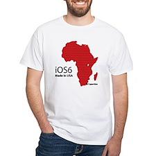 iOS6 Made in USA T-Shirt