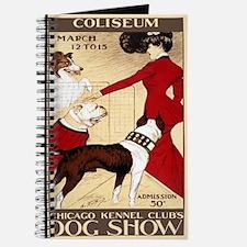 Vintage Dog Show Journal