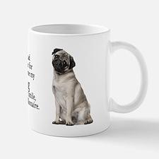 Pug Small Small Mug Small Small Mug