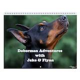 Doberman Calendars