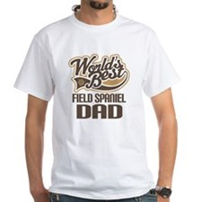 Field Spaniel Dad Shirt