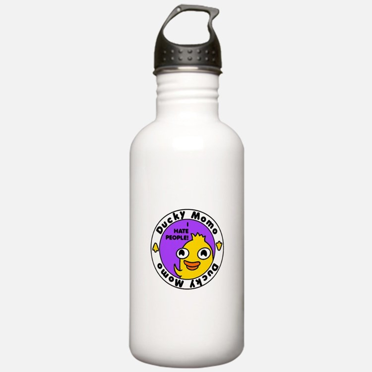 Cute Phineas and ferb Water Bottle
