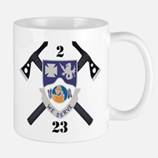 2-23 Inf Logo Mug