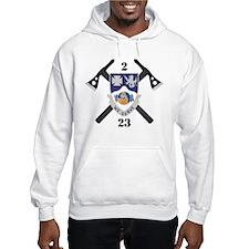 2-23 Inf Logo Hoodie