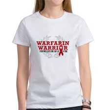 Warfarin Warrior T-Shirt