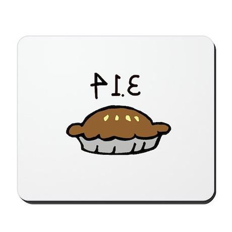 Pie/pi Mousepad