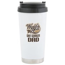 Giant Schnauzer Dad Travel Mug