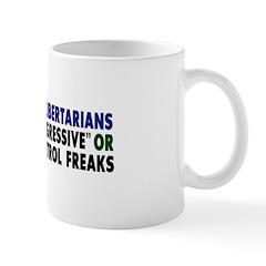 Real Civil Libertarians Mug
