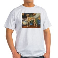 Saluki in the Tent T-Shirt