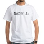 Nashville White T-Shirt