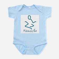 Namaste Abstract Infant Bodysuit