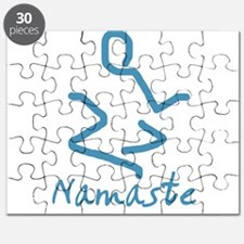 Namaste Abstract Puzzle