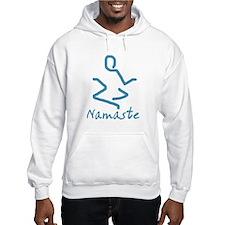 Namaste Abstract Hoodie