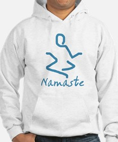 Namaste Abstract Hoodie