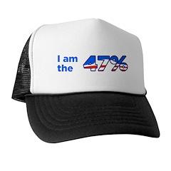 I am the 47% Trucker Hat