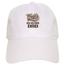 Irish Wolfhound Dad Baseball Cap