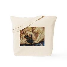 Afghan Dreamer Tote Bag