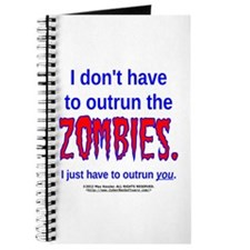 Outrun The Zombies Journal
