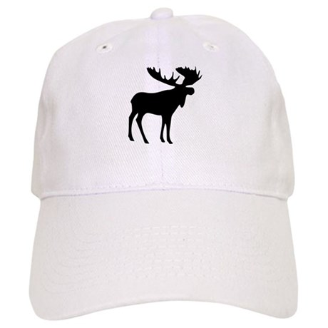 Black Moose Cap