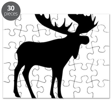 Black Moose Puzzle