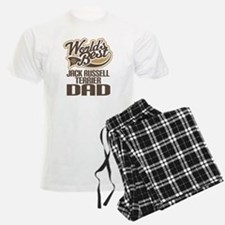 Jack Russel Terrier Dad Pajamas