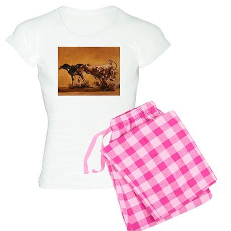 Salukis Running Women's Light Pajamas