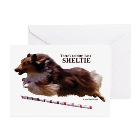 """Sheltie"" NoteCards (Pk of 10)"