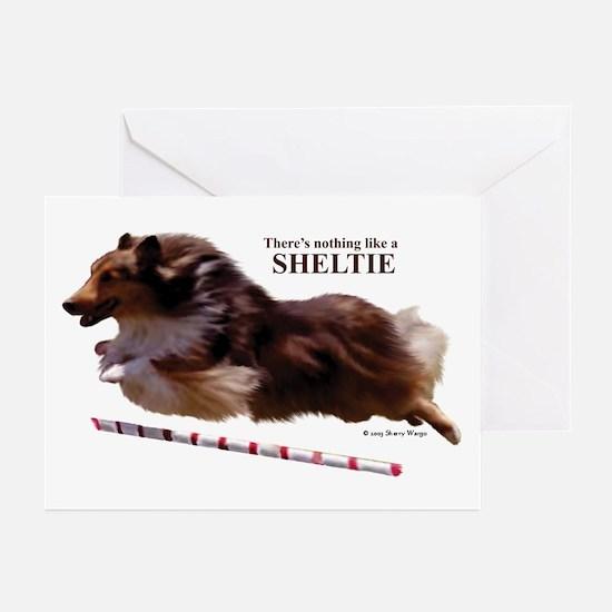"""Sheltie"" NoteCards (Pk of 10)"