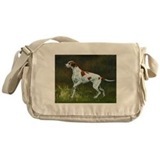 English Pointer Messenger Bag