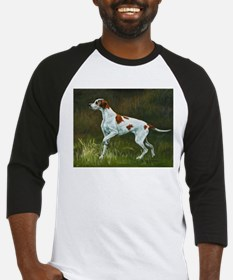 English Pointer Baseball Jersey