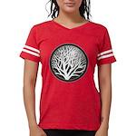 treecircle_grey.png Womens Football Shirt
