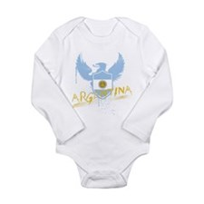Argentina Winged Body Suit
