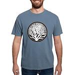 treecircle_grey.png Mens Comfort Colors Shirt