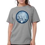 4-treecircle_blue.png Womens Comfort Colors Shirt